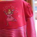Pinky-Queeny-Nachthemd von Sigikid