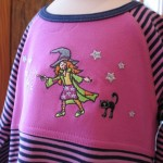 Hexe-Hixi-Nachthemd von Sigikid