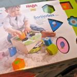 Die Sortierbox von Haba