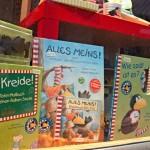 15 Jahre Rabe Socke - Bücher bei Numero 16 im Schaufenster