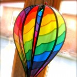 Windspiel-Ballon bei No16