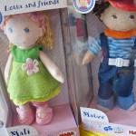 Mali & Matze aus Lotta-and-friends von Haba