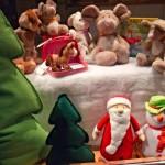 Numero-16 Schaufenster-Weihnachten