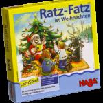 """Spiel """"Ratz-Fatz ist Weihnachten"""" von Haba bei Numero 16"""