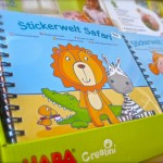 Haba-Crealini-Safari-Stickerwelt