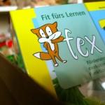 """Haba-Fex """"Fit fürs Lernen"""" Logo mit dem Fuchs"""